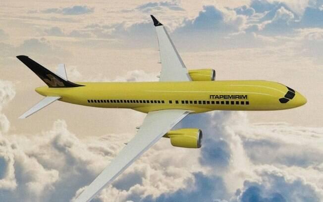 Ita Transportes Aéreos já definiu novo desenho das aeronaves