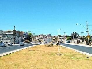 Conquista.  Obras da rotatória do bairro Tropical foram inauguradas