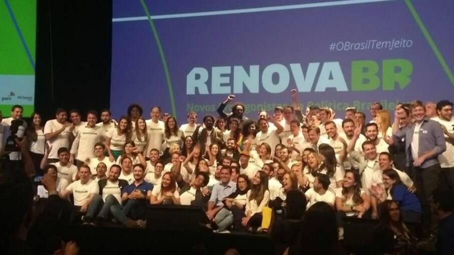 RenovaBR forma nova turma para disputar eleições