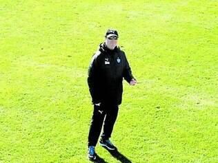 Preparação. Galo faz jogo-treino contra o Independiente neste sábado