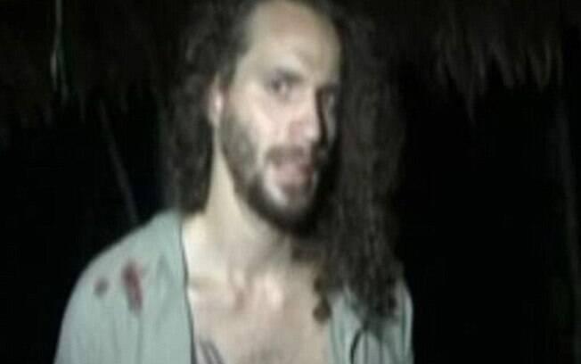 Joshua Andrew Stevens após o crime: investigação dirá se foi assassinato ou legítima defesa