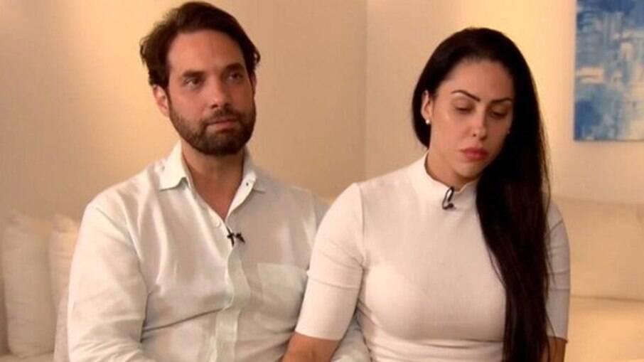 Jairinho e Monique foram denunciados pela morte no menino Henry Borel