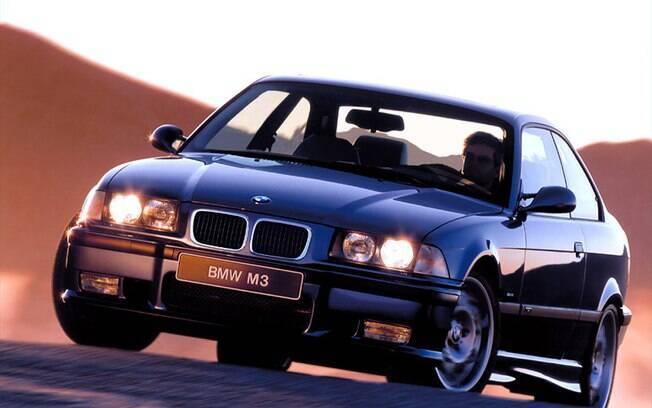 BMW M3 E36 foi um dos carros dos sonhos de diversos jovens, assim que as importações foram liberadas
