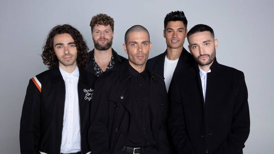 The Wanted anuncia retorno aos palcos