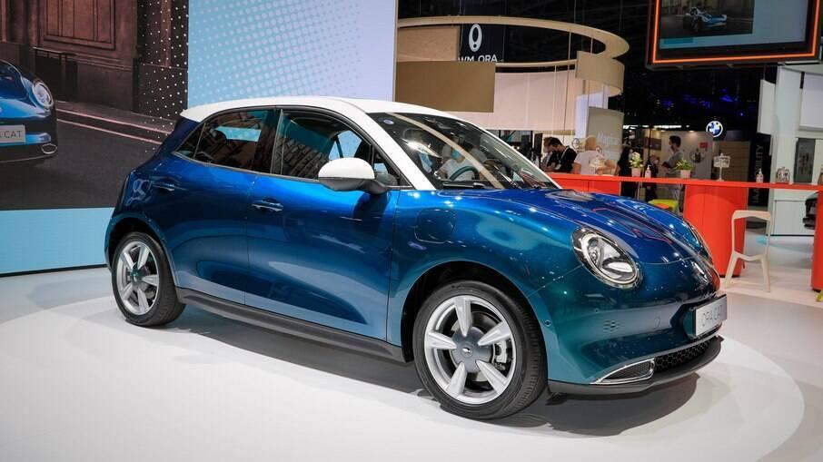Veja detalhes dos modelos elétricos mostrados no Motor Show de Munique (Alemanha)