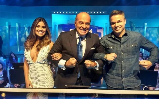 Ex-reality show, Munik e seu marido participam de game show na RedeTV!