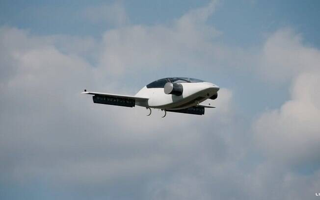 O Lillium pode ser o primeiro passo rumo aos carros voadores