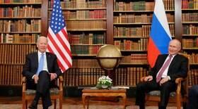 Biden e Putin se encontram pela 1ª vez em Genebra