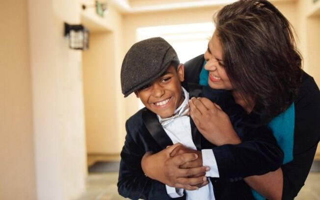 Maxwell é muito fã do Michael Jackson e sabe todos os passos de dança do cantor