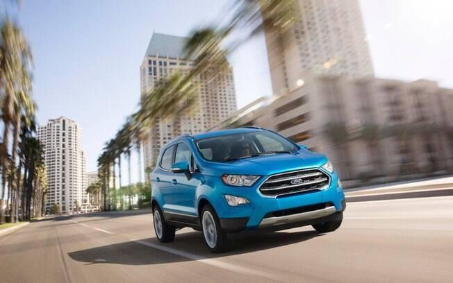 Ford EcoSport: enfim, o SUV compacto começa  a chegar aos EUA com algumas diferenças em relação ao brasileiro