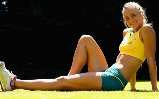 Lembre as mais belas atletas que competiram no Rio 2016 - Olimpíadas - iG
