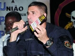 Mudança na chefia. Tenente-coronel Fábio Souza deixou de ser o comando do Bope do Rio de Janeiro