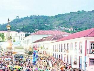 Folia. Especialistas acreditam que há risco de apagão durante o Carnaval por causa do consumo