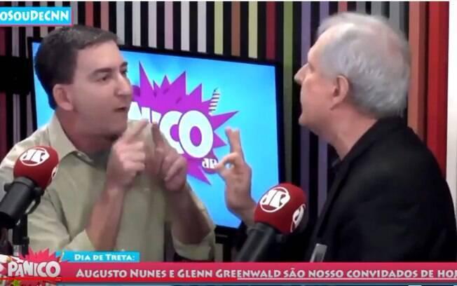Augusto Nunesdiz não se arrepender da agressão a Glenn Greenwald