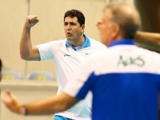 Luizomar de Moura e Bernardinho ajudaram suas equipes a se classificaram entre as quatro primeiras colocadas