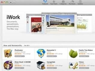 Loja de aplicativos para Mac foi o tópico de tecnologia mais comentado no Twitter durante 2011