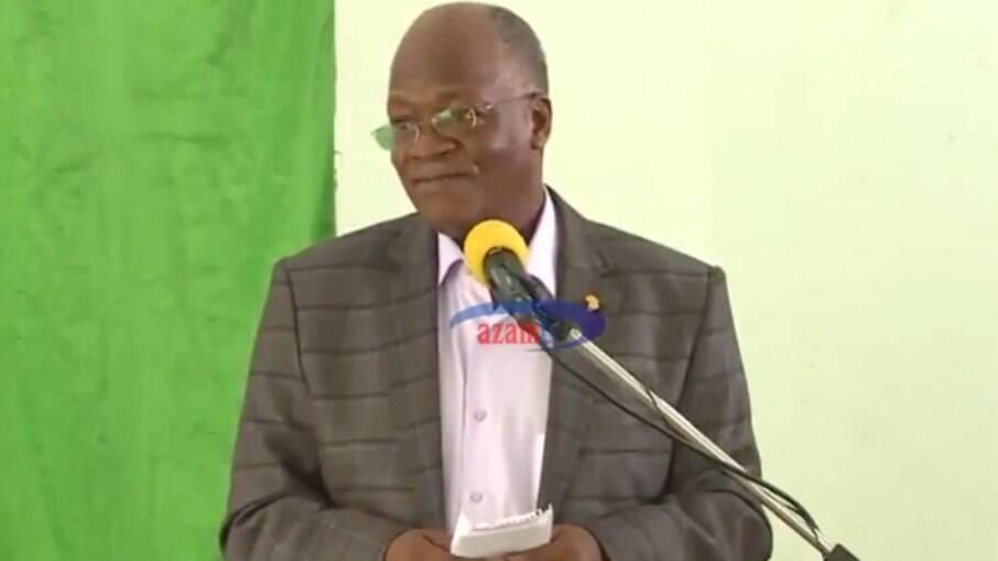 Ainda não há confirmação sobre a verdadeira causa da morte do líder tanzaniano