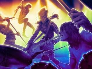 'Rock Band 4' volta em 2015 para PS4 e Xbox One