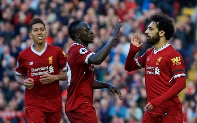 Liverpool pode se desfazer de Mané, Salah ou Firmino para contratar Mbappé