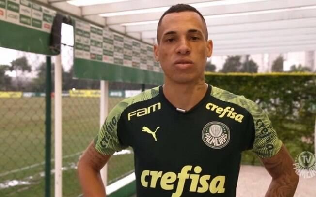 Breno Lopes elogia trabalho de Abel Ferreira
