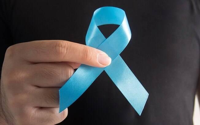 #NovembroAzul é o mês de combate ao câncer de próstata