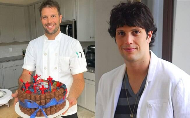 Gustavo Leão fez novelas na Globo e na Record e hoje trabalha como chefe de cozinha