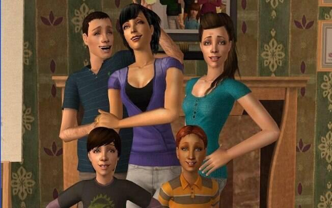 Também foram comparados com avatares de jogos virtuais