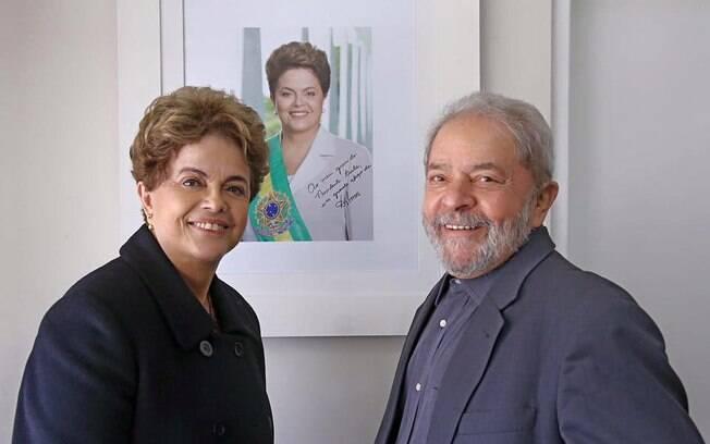 Contra impeachment de Dilma, Lula assumiu relação com senadores da base aliada