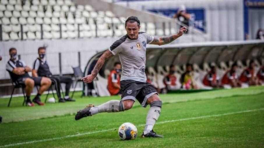 Ceará e Botafogo-PB ficaram no empate