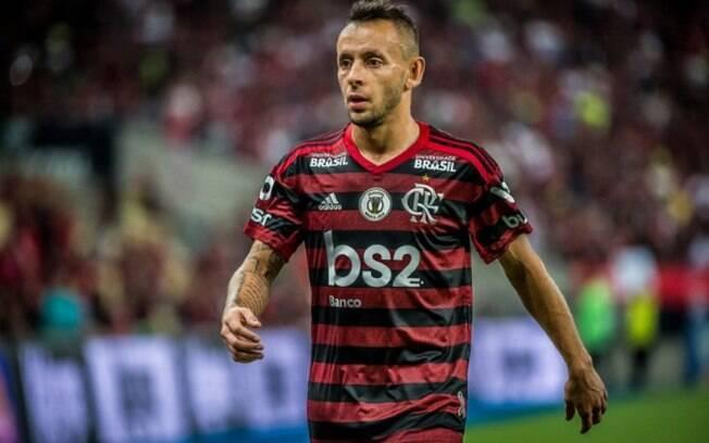 Rafinha%2C lateral do Flamengo