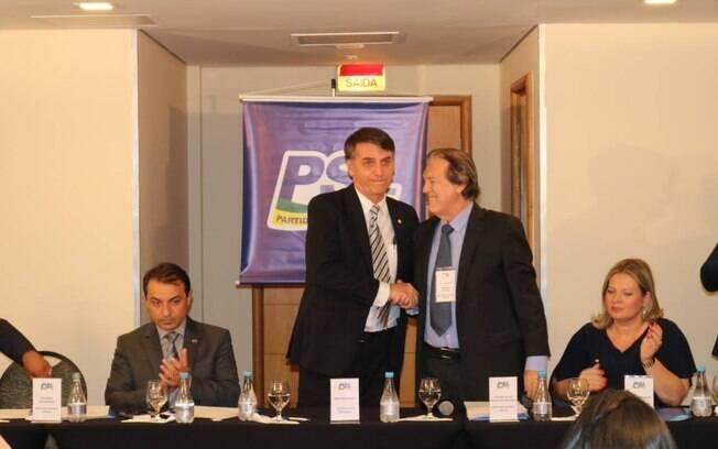 Relação entre Bolsonaro e o presidente do partido se deteriorou em 2019