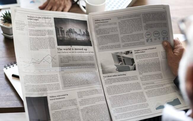 A maioria dos entrevistados declarou compartilhar conteúdos referentes à pandemia