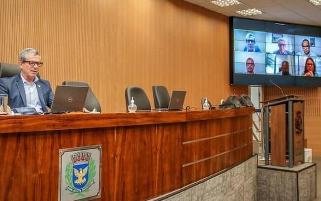 Comissão de Saúde recebe presidente da Rede Mário Gatti