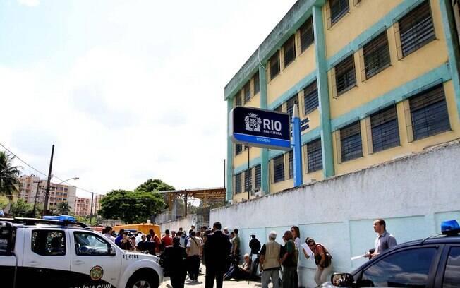 Massacres em escolas lembram o de Realengo que, em abril de 2011, deixou mortos na Escola Municipal Tasso da Silveira