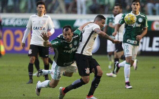 Corinthians vai receber o terceiro colocado Palmeiras em Itaquera pela 32ª rodada do Brasileirão