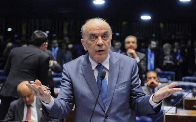 José Serra negou ter recebido dinheiro de caixa 2 durante a campanha do PSDB ao governo do estado de São Paulo