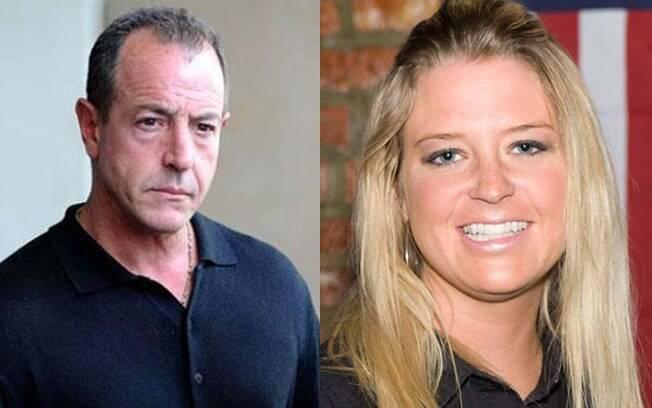 Michael Lohan e Kate Major
