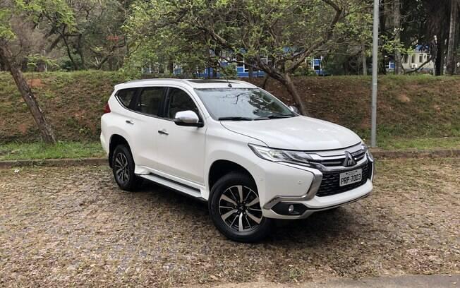 Importado da Tailândia, o Mitsubishi Pajero Sport chega para atormentar os rivais SW4 e Trailblazer