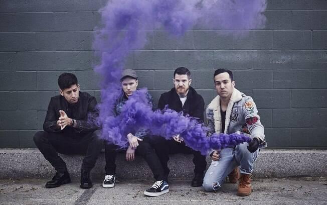 Fall Out Boy lança em janeiro