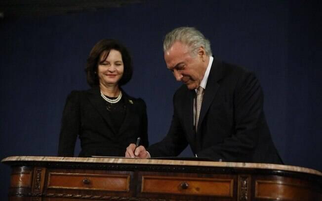 Raquel Dodge pediu ainda a abertura de mais cinco inquéritos contra Michel Temer, três deles relacionado à Argeplan