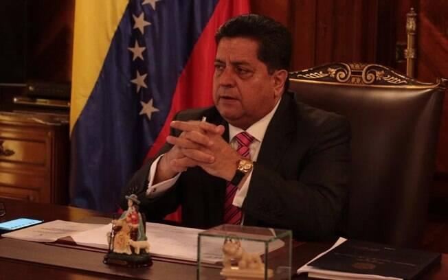 Edgar Zambrano é aliado de Guaidó e foi preso na última quarta-feira (8)