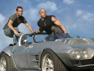 """Vin Diesel e Paul Walker. """"Velozes e Furiosos 7"""" é o último encontro dos atores, famosos pela franquia"""