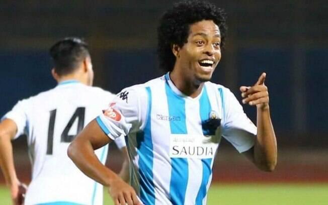 O artilheiro Keno, do Pyramids, segue sendo o principal jogador do futebol egípcio na temporada