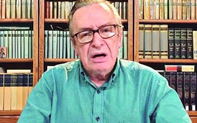 Olavo de Carvalho negou que queira assumir pasta da Educação