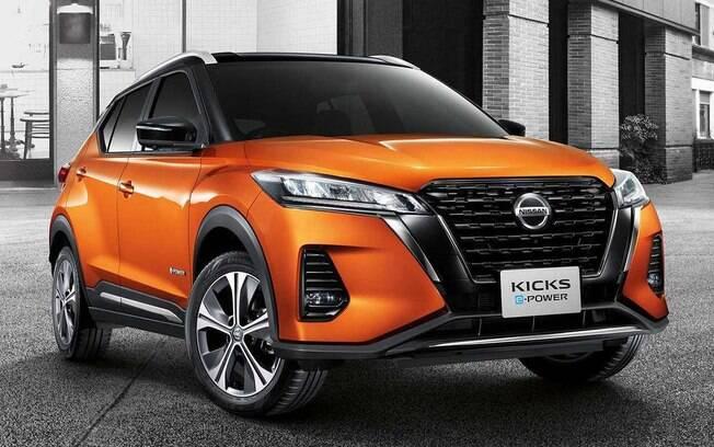 Nissan Kicks renovado vem com visual mais moderno com mais apelo esportivo, pelo menos no que se refere ao visual