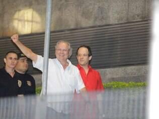 Deputados vão comunicar à Justiça vazamento de vídeo de Dirceu na prisão