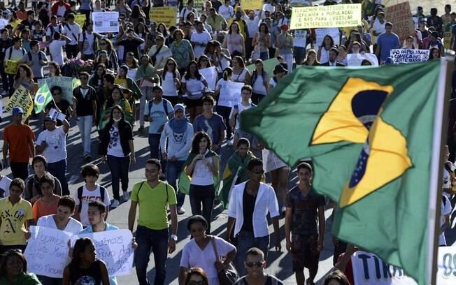 Com cancelamento das manifestações em todo país, Vem pra Rua desiste de ato contra Lula, Dilma, Temer e Aécio