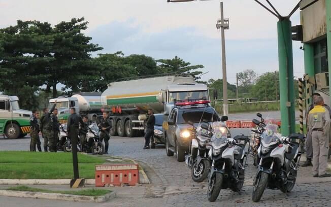 Retrospectiva 2018: Exército foi utilizado para escoltar caminhões-tanque e garantir desbloqueio de rodovias