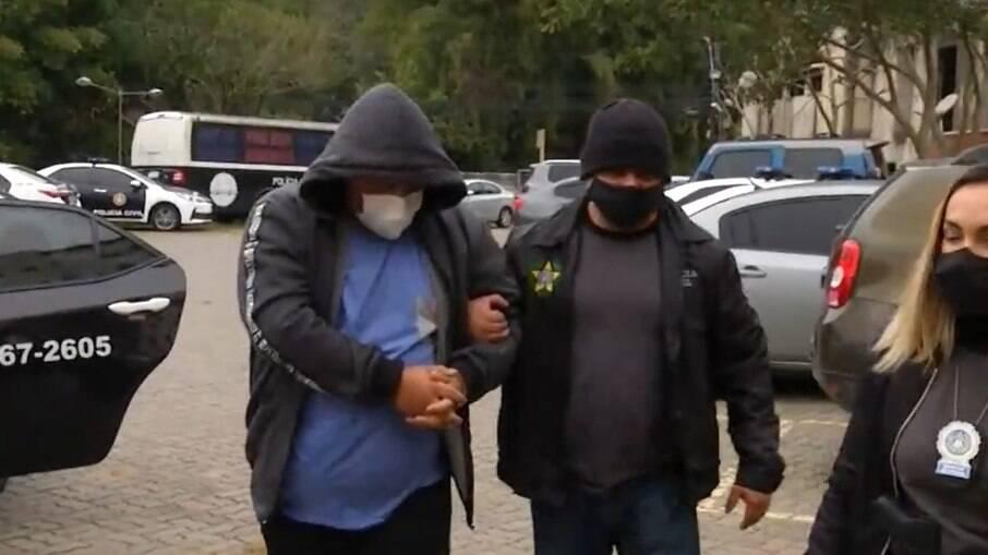 Suspeitos foram presos nesta quinta-feira (19)
