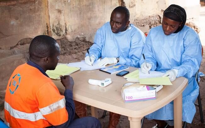 Epidemia de ebola que assola o Congo já é a segunda maior já registrada na história